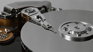Mécanisme disque dur